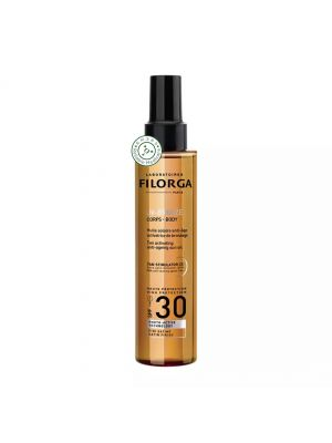 Filorga UV-Bronze Body SPF30 Anti-Ageing Tan Accelerating Sun Oil (1 x 150ml)