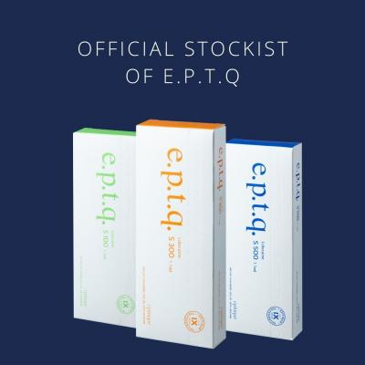 Some exciting news (if you haven't noticed already), we're now a stockist of e.p.t.q. (aka Epitique)