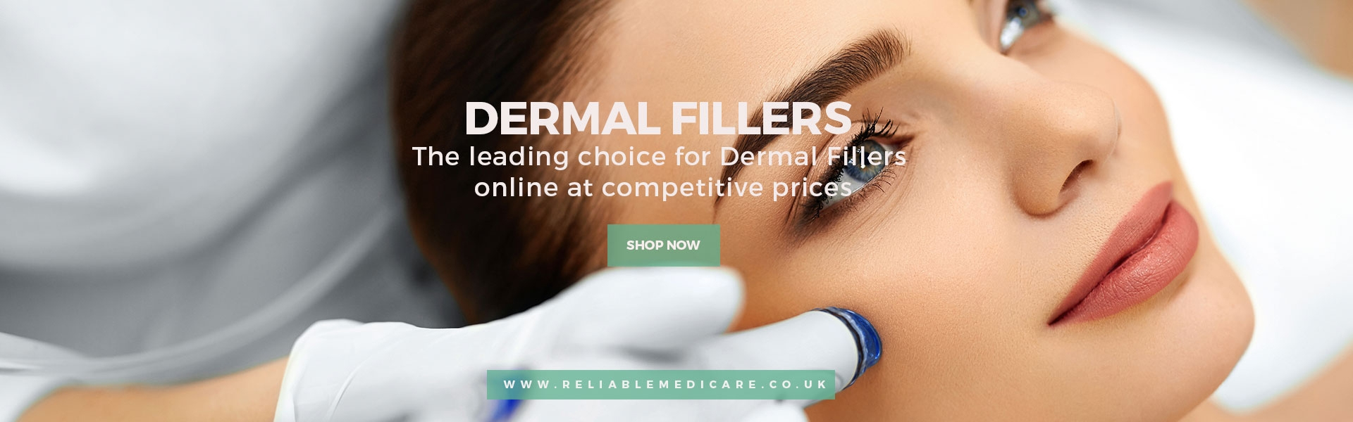 Wholesale Medical Supplier for Beauty Products, Dermal Fillers